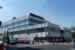 Culture et Patrimoine Projet Les Halles de Tours