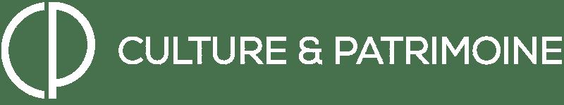 Logo blanc Culture et Patrimoine