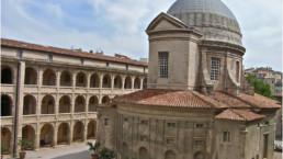 Culture & Patrimoine - Projet La Vielle Charité Marseilles
