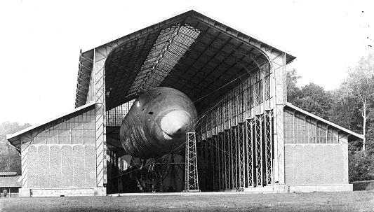 Hangar Y